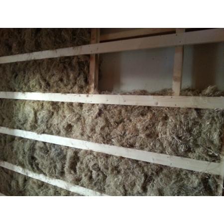 hanf d mmwolle st stopfhanf f r dach wand und fassade. Black Bedroom Furniture Sets. Home Design Ideas